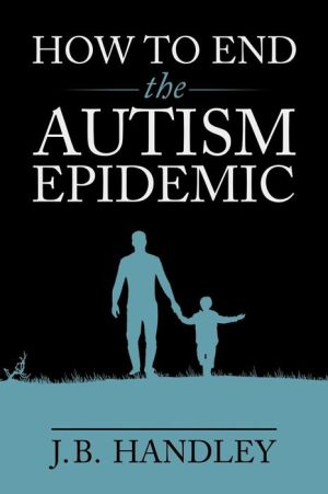Book How to End the Autism Epidemic