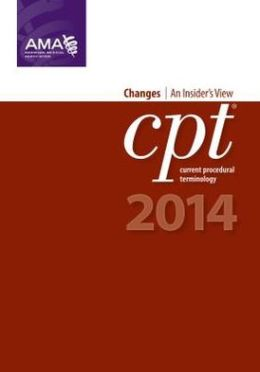 CPT Changes 2014: An Insider's View