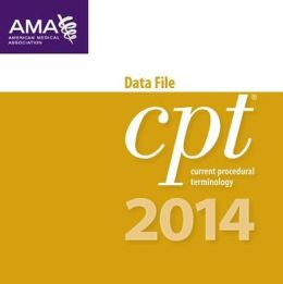 CPT 2014 Data Files on CD-ROM, 2-10 Users
