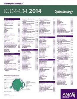 ICD-9-CM 2014 Express Reference Coding Card: Cardiology