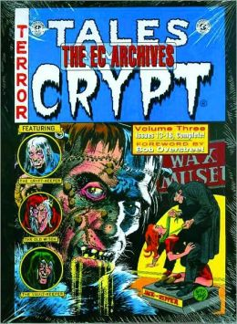 The EC Archives: Tales from the Crypt, Volume 3