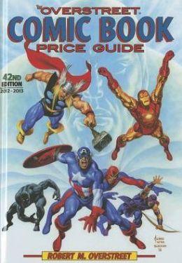 Overstreet Comic Book Price Guide: 2012-2013