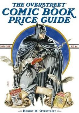 The Overstreet Comic Book Price Guide #44