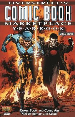 Overstreet's Comic Book Marketplace Yearbook: 2015-2016