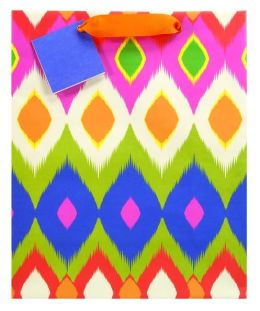 Ikat Medium Gift Bag