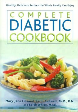 Complete Diabetic Cookbook