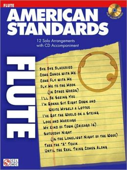 American Standards: Flute Play-along Pack