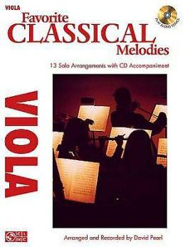 Favorite Classical Melodies: Viola