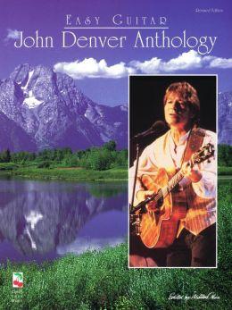 John Denver Anthology for Easy Guitar (Songbook)