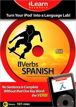 iVerbs Spanish: Turn Your iPod Into a Language Lab