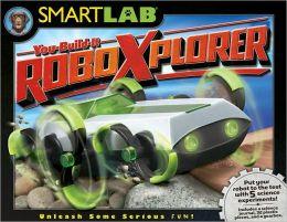 SmartLab You-Build-It RoboXplorer