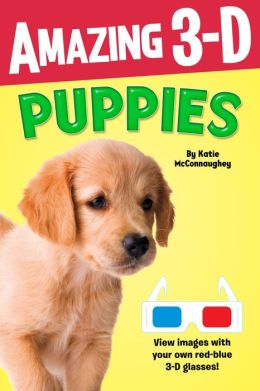 Amazing 3-D: Puppies