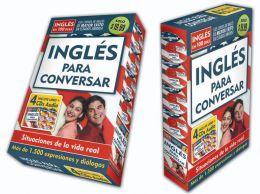 Inglés para conversar (Libro + 4 CDs)