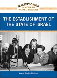 The Establishment of the State of Israel