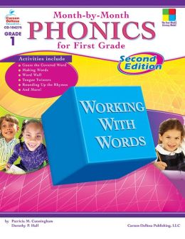 Month-by-Month Phonics for First Grade: Second Edition