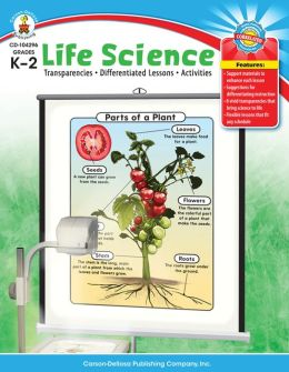 Life Science: Transparencies, Differentiated Lessons, Activities