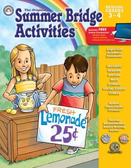 Summer Bridge Activities Grades 3-4