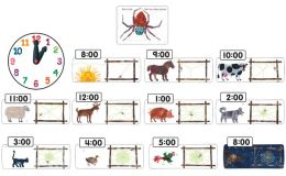 The Very Busy Spider Bulletin Board Set