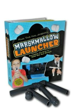 Marshmallow Launcher: Ready, Aim, Fire-Here Come the Marshmallows!