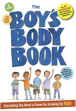 Boys Body Book