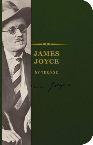 James Joyce SIgnature Notebook
