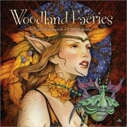 2009 Woodland Faeries Wall Calendar