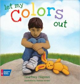 Let My Colors Out: A Pop Up Book