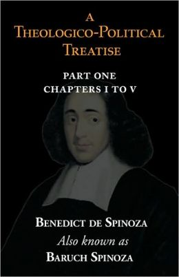 A Theologico-Political Treatise Part I (Chapters I to V)