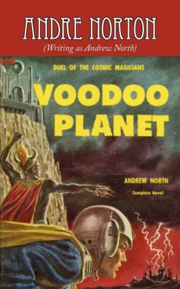 Voodoo Planet (Solar Queen Series #3)