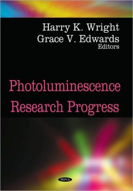 Photoluminescence Research Progress
