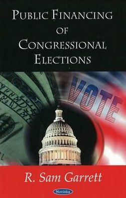 Public Financing of Congressional Elections