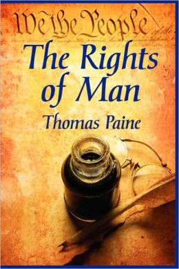 The Rights Of Man By Thomas Paine 9781604591354