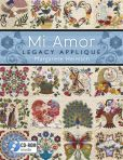 Book Cover Image. Title: Mi Amor Legacy Applique, Author: Heinisch