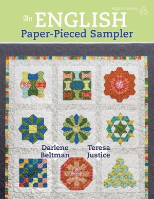 An English Paper-Pieced Sampler