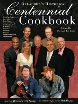 Oklahoma's Historical Centennial Cookbook