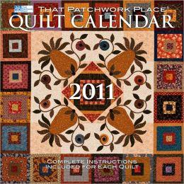 2011 Quilt Calendar