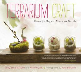 Terrarium Craft: Create 50 Magical, Miniature Worlds (PagePerfect NOOK Book)
