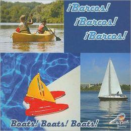 Barcos! Barcos! Barcos!/Boats! Boats! Boats!
