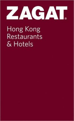 Zagat Hong Kong Restaurant and Hotels, Pocket Guide