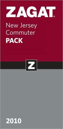 Zagat New Jersey Commuter Pack 2010