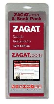 2011 Zagat.com Pack Seattle