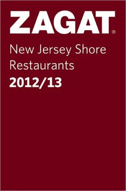 2012/13 New Jersey Shore Restaurants (Pocket Guide)