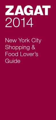 2014 New York City Shopping & Food Lover's Guide