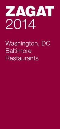 2014 Washington DC/Baltimore Restaurants