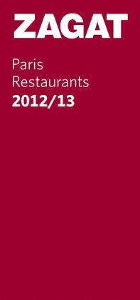 2012/13 Paris Restaurants