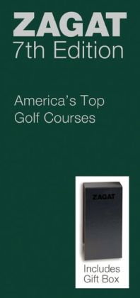 America's Top Golf Courses 7th Edition Green + Gift box