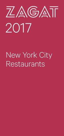 2017 NEW YORK CITY RESTAURANTS