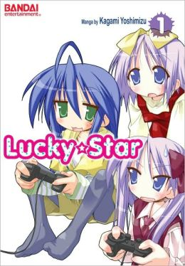 Lucky Star Manga, Volume 1