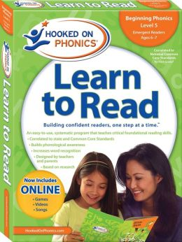 Hooked on Phonics Learn to Read First Grade Level 1