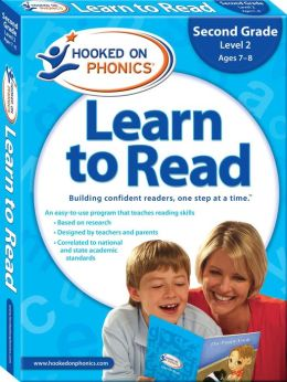 Hooked on Phonics Learn to Read Second Grade Level 2